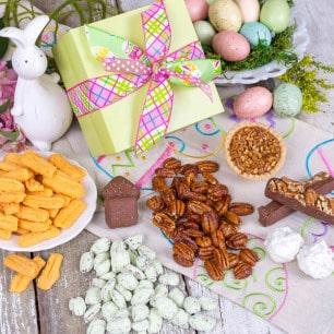 Easter Goodies Sampler Gift Box