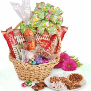 Gift Delicious Southern Sweets and Pecans for Easter