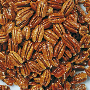 Nuts - Honey Glazed Pecans Bag | Priester's Pecans