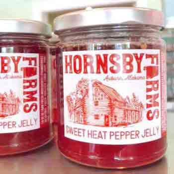 Hornsby Farms - Sweet Heat Pepper Jelly