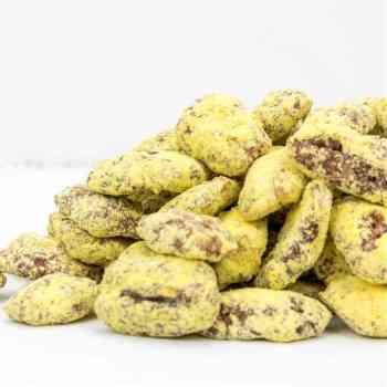 Lemon Crisp Pecans
