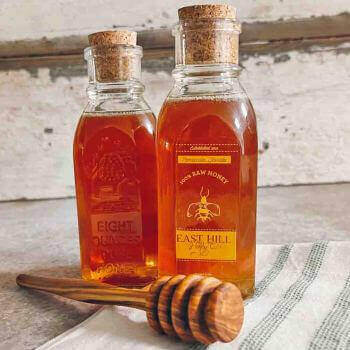 East Hill Honey Co. - 100% Raw Southern Honey - 2pk.