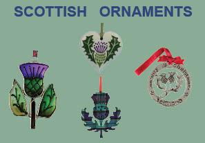 Scottish Ornaments