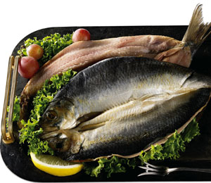 Scottish Smoked Kippers Kippered Herring For Sale In Usa