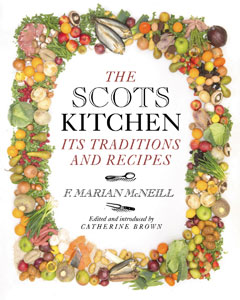 The Scots Kitchen - 2016 Paperback edition