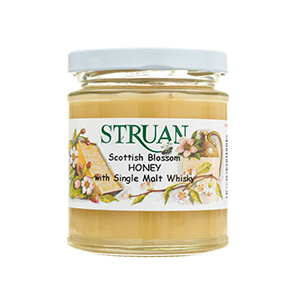 Blossom Honey with Single Malt Whisky