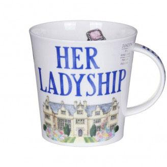 Her Ladyship Bone China Mug