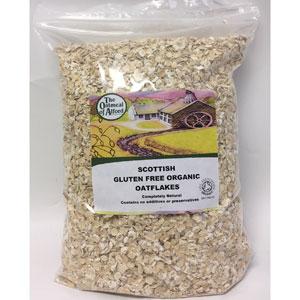 SOLD OUT Organic Gluten Free Porridge Oat Flakes