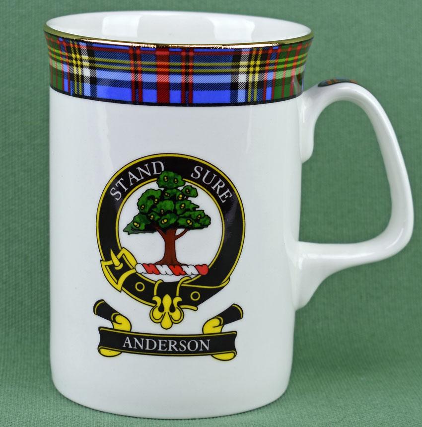Anderson Clan Mug