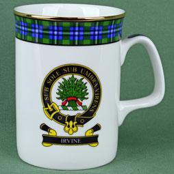 Irvine Clan Mug