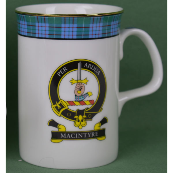 MacIntyre Clan Mug