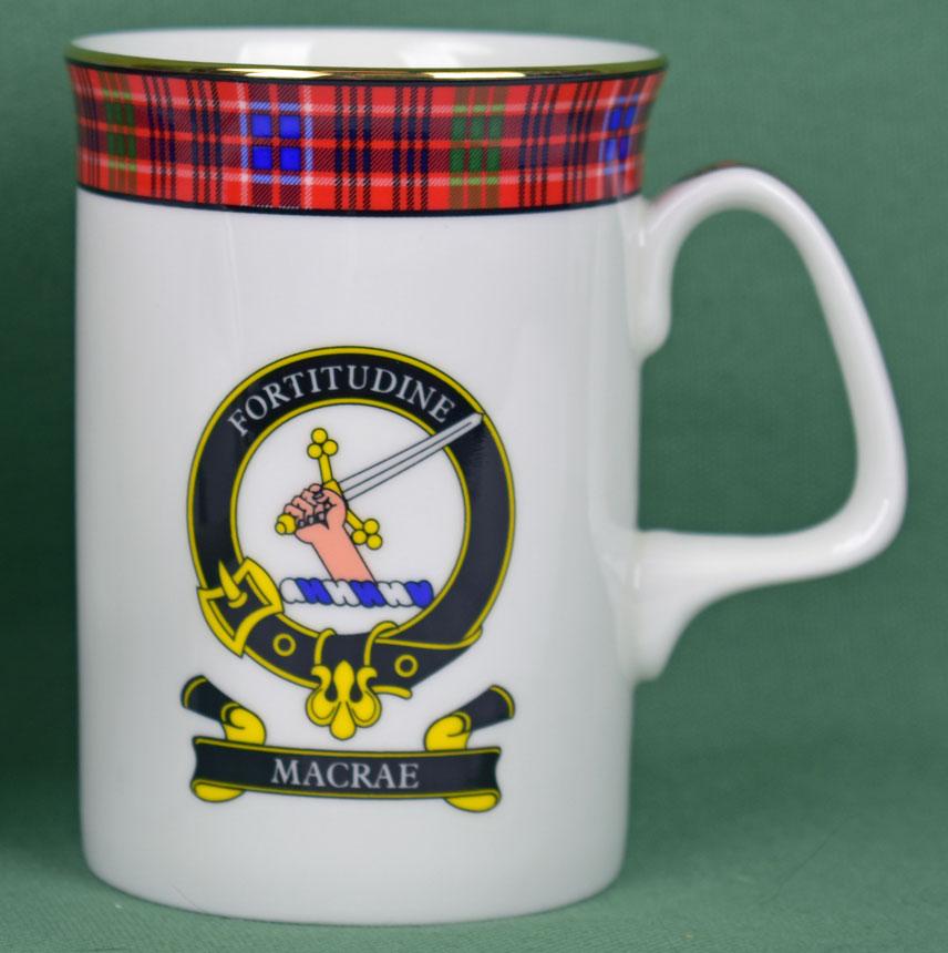 MacRae Clan Mug