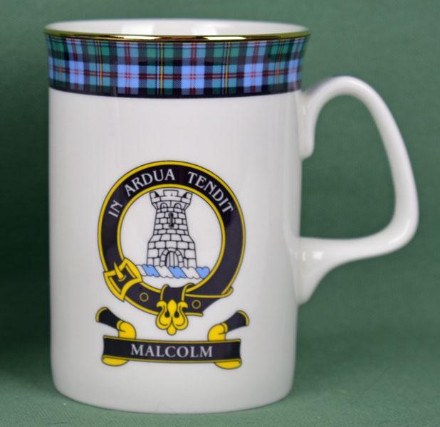 Malcolm Clan Mug