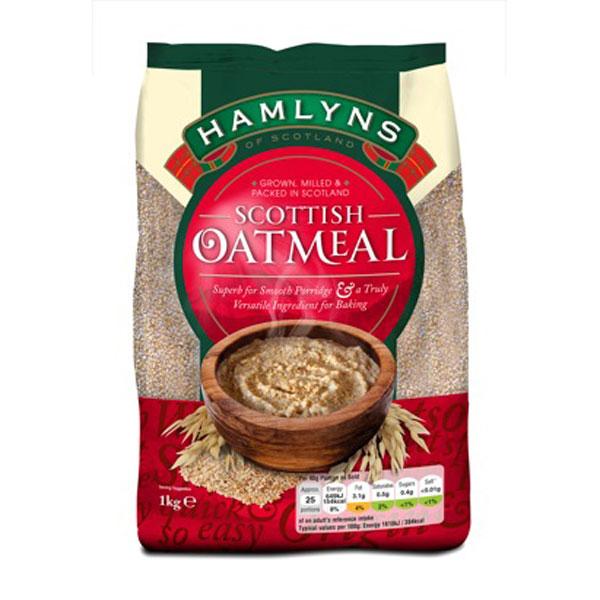 Hamlyns Scottish Oatmeal