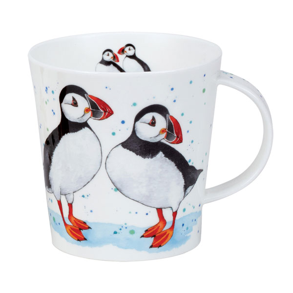 2021 Puffin Mug from Dunoon Pottery