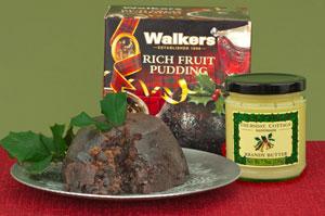Rich Fruit  Xmas Pudding - one pound
