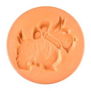 """Scottie Cookie Stamp 2"""""""
