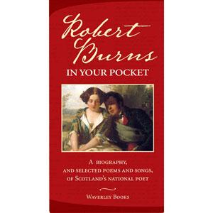 Robert Burns in Your Pocket