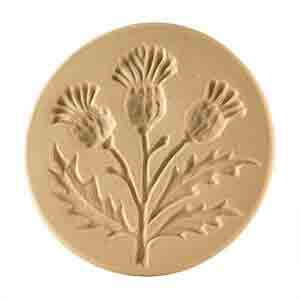 SOLD OUT Thistle Cookie Stamp 3