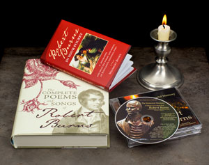 Complete Book of Poems and Songs of Robert Burns