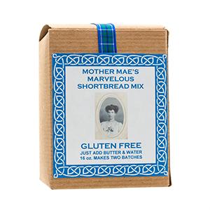 Mother Mae's Gluten Free Shortbread Mix