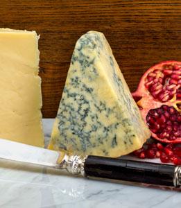 Hebridean Blue Cheese - 1.1 lb wedge