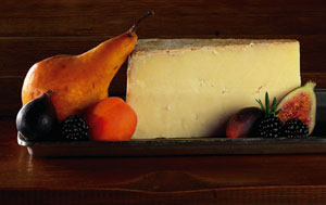 Isle of Mull Farmhouse Cheese Wedge - 8.8 oz.