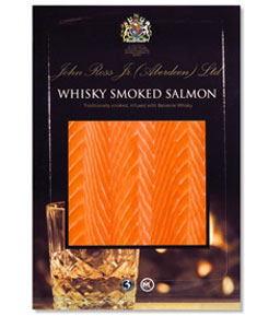 Whisky Finished Smoked Salmon John Ross Jr For Sale Usa