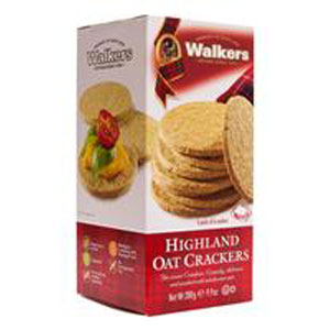 Highland Oat Crackers from Walkers
