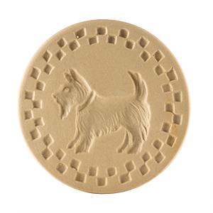 Scottie Cookie Stamp 3