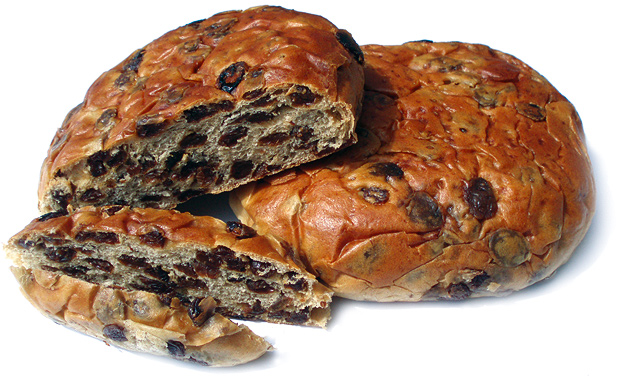 NO LONGER AVAILABLE Selkirk Bannock - full one pound loaf
