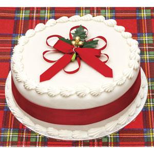Christmas Cake with Brandy