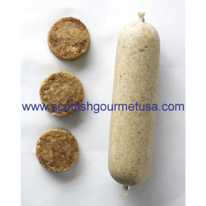 White Pudding - two 10 oz. logs