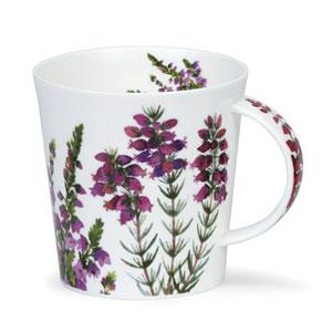 Scottish Heather Bone China Dunoon Mug