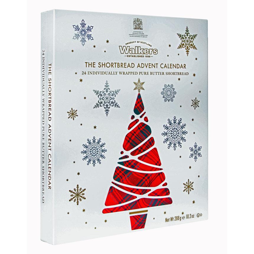 Walkers Shortbread Advent Calendar