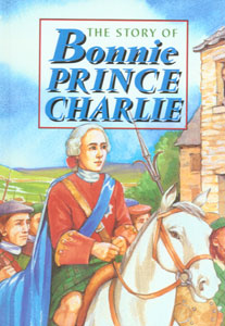 SALE Bonnie Prince Charlie - Story for Children