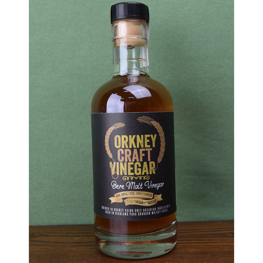 Beremeal Malt Vinegar - 8.5 oz. bottle