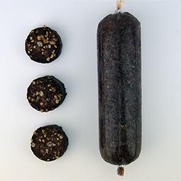 NEW Black Pudding - two 10 oz. logs.