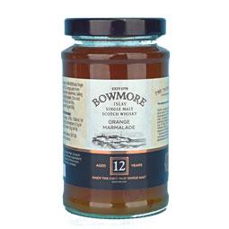 Bowmore Whisky Marmalade