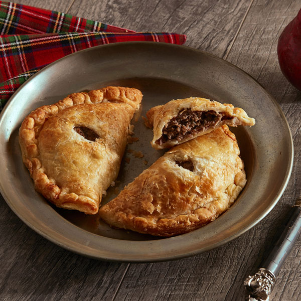 Bridies - Scottish Meat Pastries with Onions