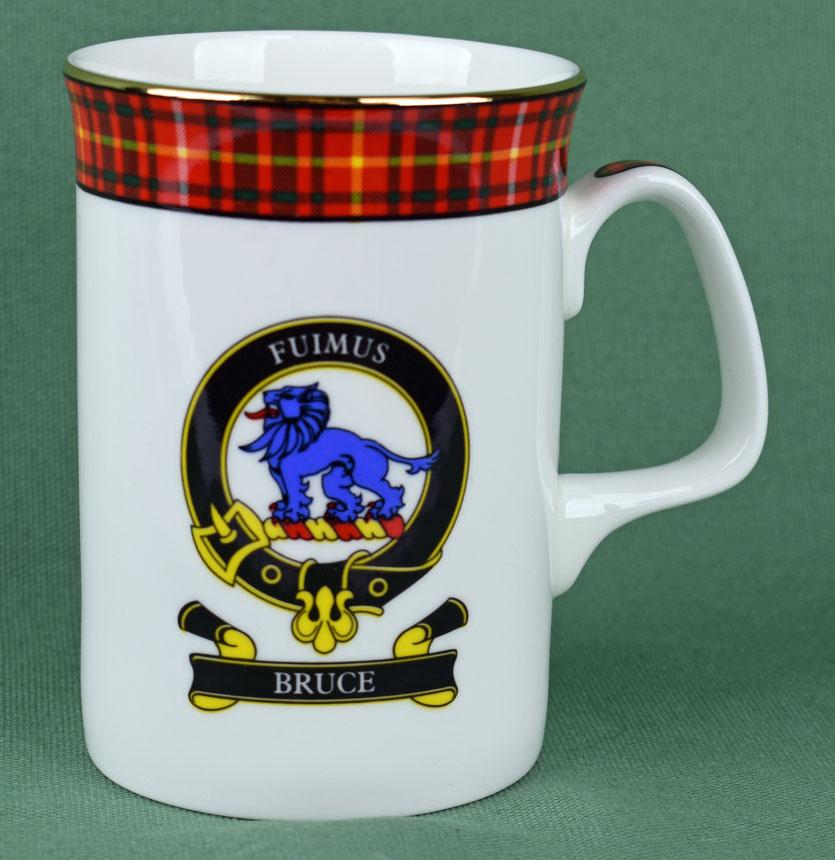 Bruce Clan Mug