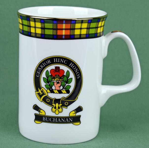Buchanan Clan Mug