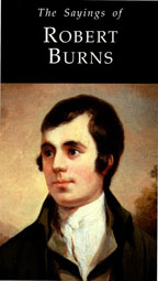 The Sayings of Robert Burns