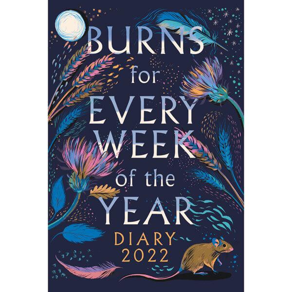 Burns Everyday Diary 2022