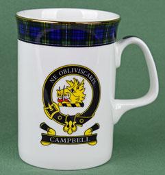 Campbell Clan Mug