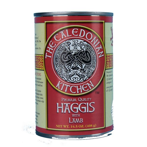 Lamb Haggis in a Can - 14.5 oz.
