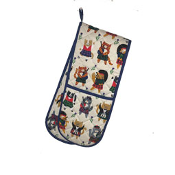 Cats N Kilts Double Oven Glove