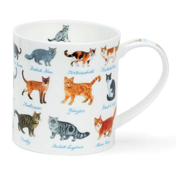 Harry the Cat Mug -giftboxed