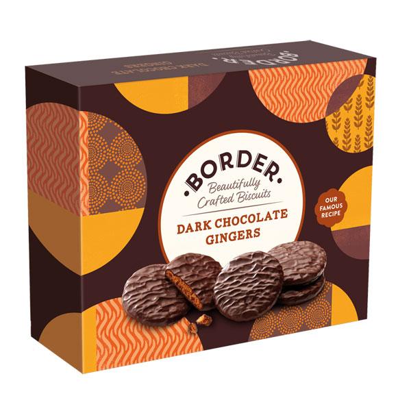 Dark Chocolate Gingers - 8.8 oz. box