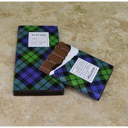 Isle of Skye Sea Salted Caramel Chocolate Bar